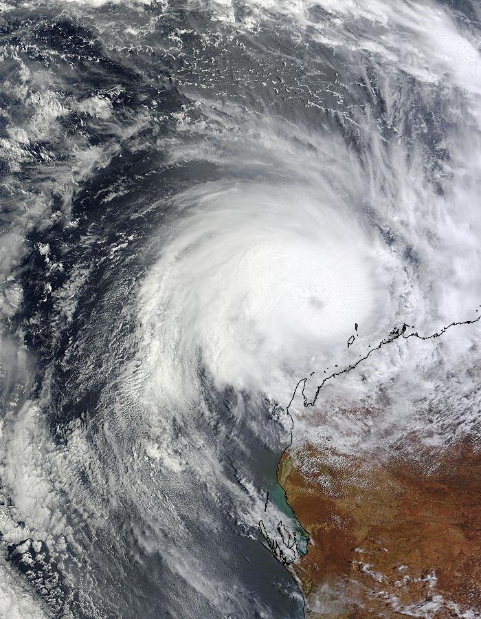 Cyclone Perth