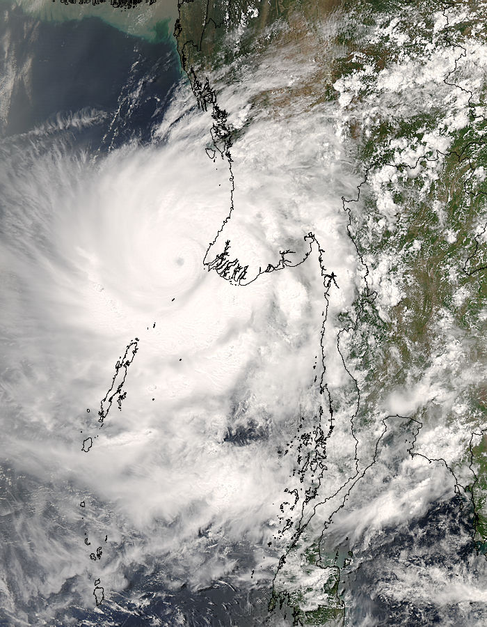 nargis cyclone A perfect storm of factors—from location to wind speed to poor preparation#8212have resulted in perhaps a hundred thousand deaths from cyclone nargis.